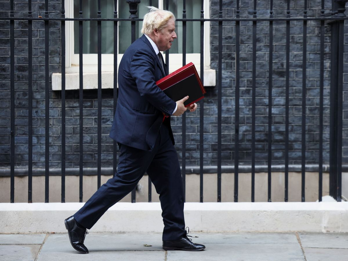 Foto: El primer ministro Boris Johnson. (Reuters)