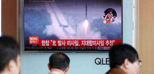 Post de Corea del Norte lanza otro misil balístico al mar de Japón