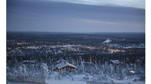 Laponia, un lugar donde reina la calma