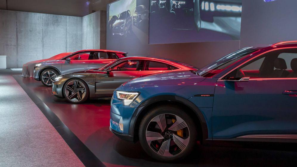Foto: Audi tendrá cuatro plataformas modulares eléctricas y hasta 20 modelos en todos los segmentos en 2025.