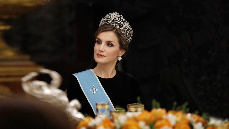 Foto: La Reina Letizia en una imagen de archivo (Gtres)