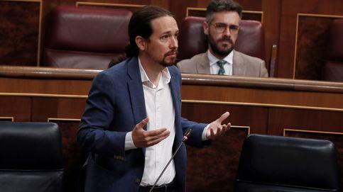 PP y Cs, a Iglesias por el caso Dina: No había cloacas. Devolvió la SIM destruida