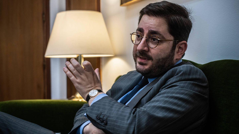 Manuel Muñiz, secretario de Estado para la España Global. (Carmen Castellón)