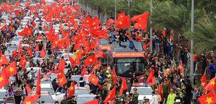 Post de Escándalo en Vietnam: desfile subido de tono para agasajar a los