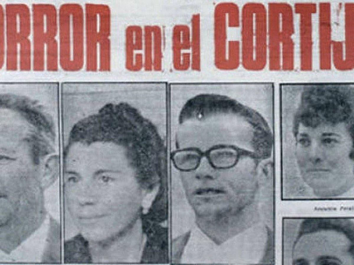 Foto: Portada de 'El Caso' sobre el crimen de Los Galindos.