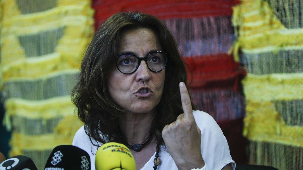 Foto: La alcaldesa de Sant Cugat del Vallés, Mercè Conesa. (EFE)