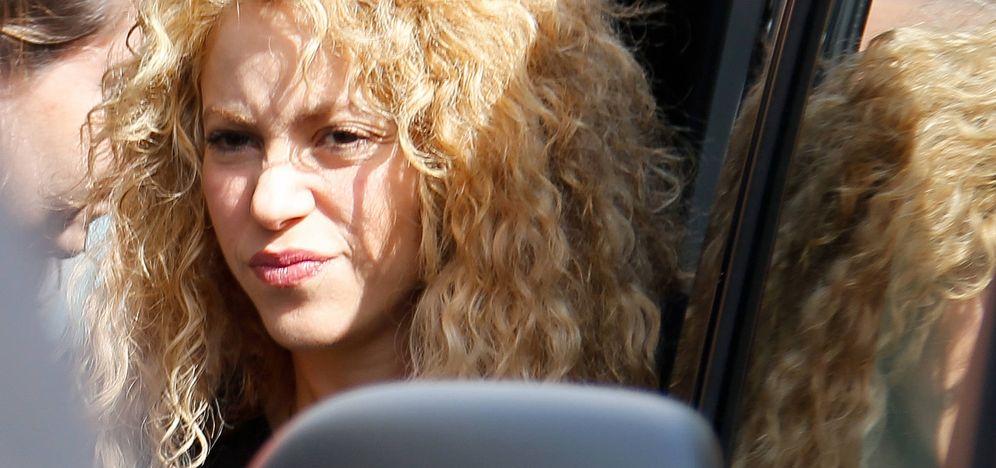 Foto: Shakira, 'obligada' a cancelar su gira. (Gtres)