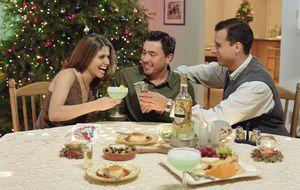 Borrachera positiva: cómo festejar la Navidad sin perder los papeles