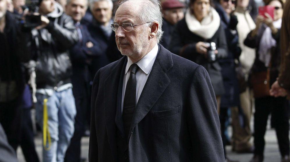 Foto: Imagen de archivo de Rodrigo Rato, expresidente de Bankia (EFE)