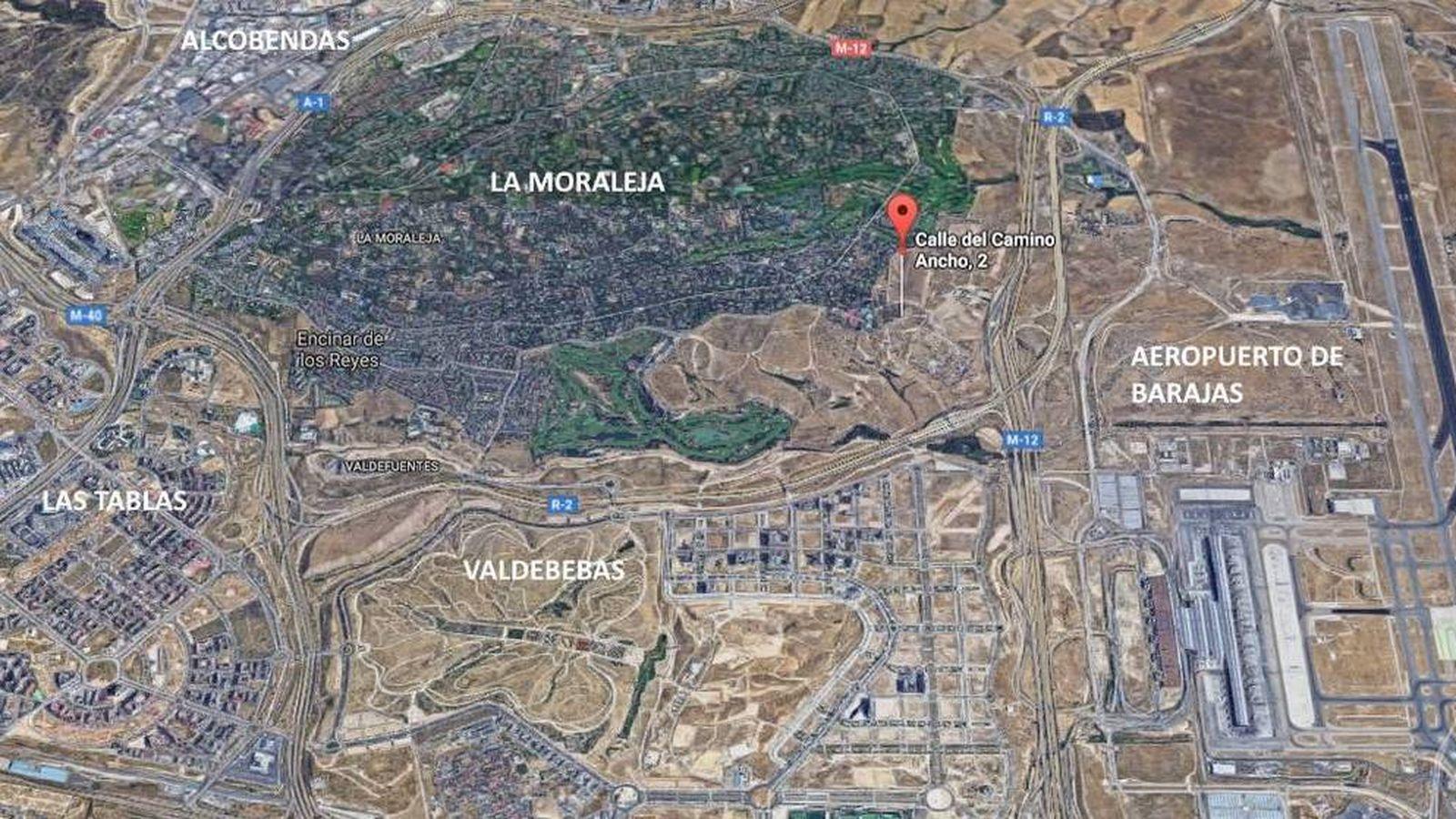 Foto: La Moraleja es una de las urbanizaciones más elitistas de España.