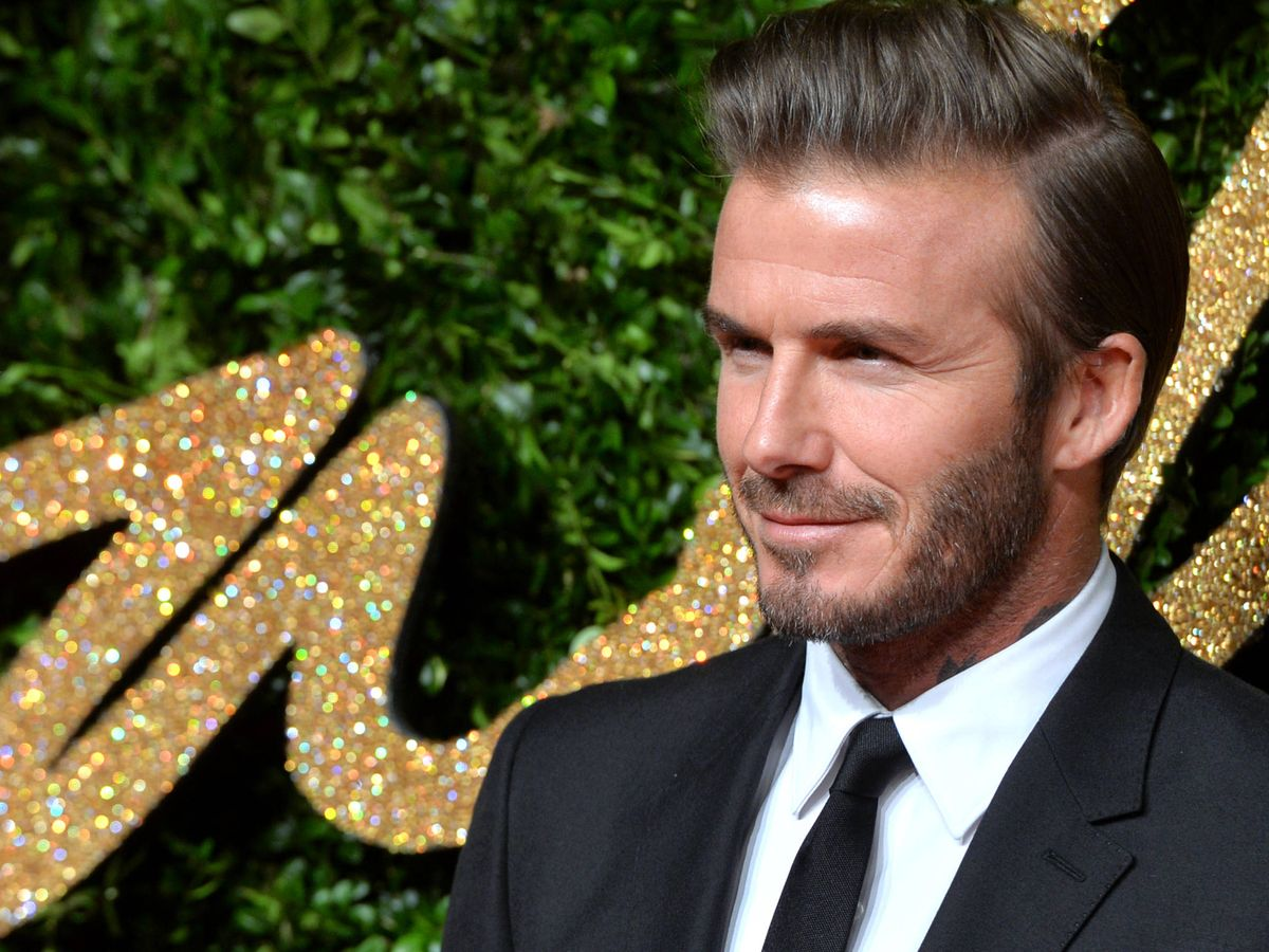 Foto:  David Beckham. (Getty)