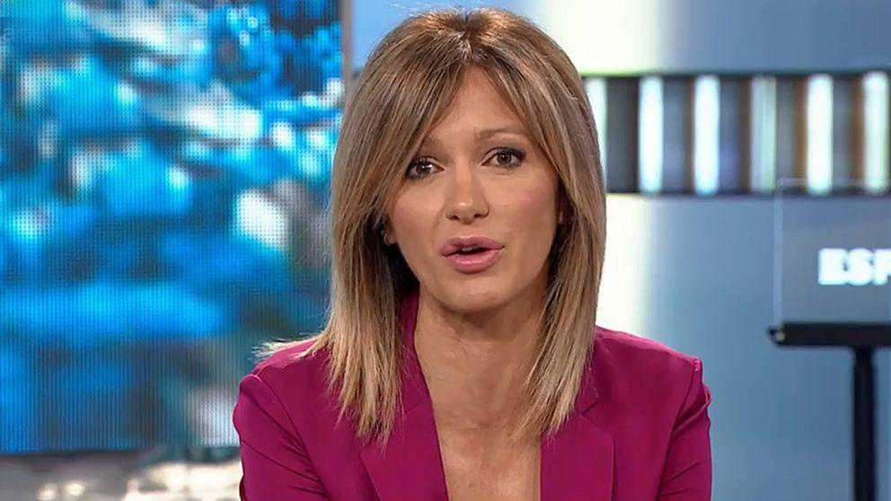 Los dos trucos de Susanna Griso para un maquillaje de televisión muy saludable