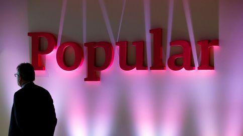 Popular se desploma un 8,5% en bolsa tras presentar unas pérdidas de 3.485,3 millones