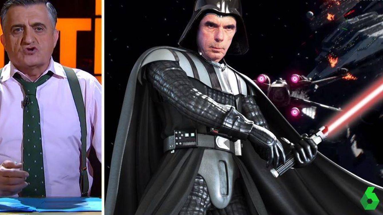 'El intermedio' explica a lo Star Wars la relación entre PP y Vox
