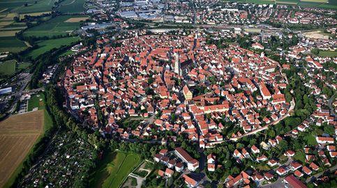 El secreto de la 'vieja' Nordlingen: esconde el mayor yacimiento de diamantes de la Tierra