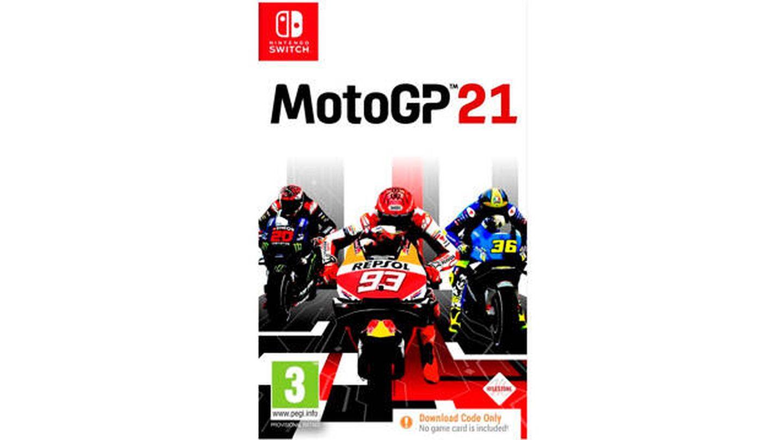 MotoGP 21 Switch ESP para Nintendo Switch