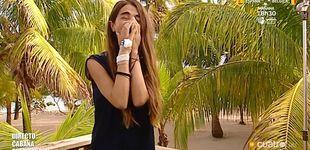 Post de Violeta, obligada a abandonar definitivamente 'Supervivientes 2019'
