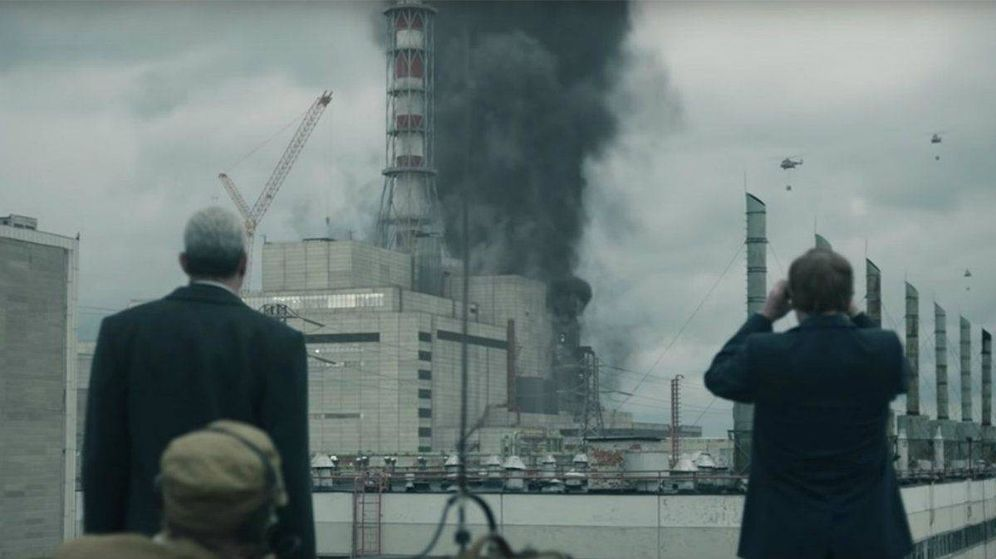 Foto: Imagen de la miniserie 'Chernobyl'. (HBO)