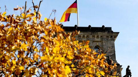 Otoño en el Parlamento de Alemania