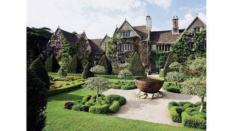 'Real estate': los jardines más espectaculares de Europa, a la venta