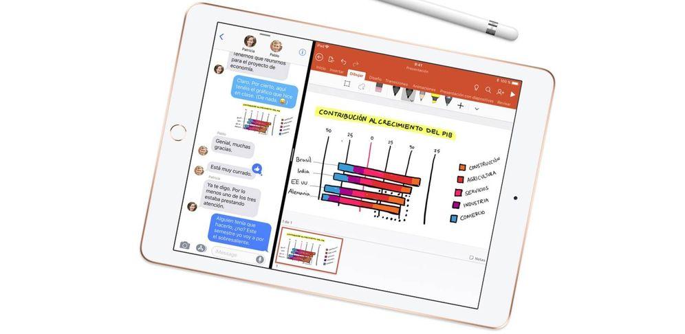 Foto: Nuevo iPad para estudiantes