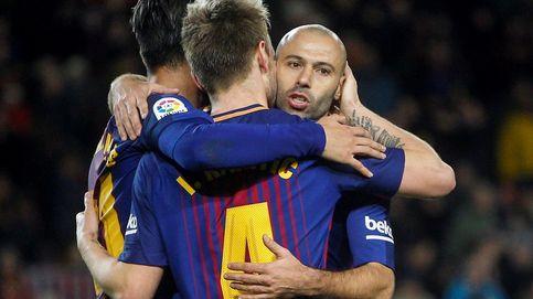El Barcelona anuncia de manera oficial la salida de Mascherano