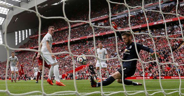 De Gea salva al Manchester United ejerciendo de portero de balonmano