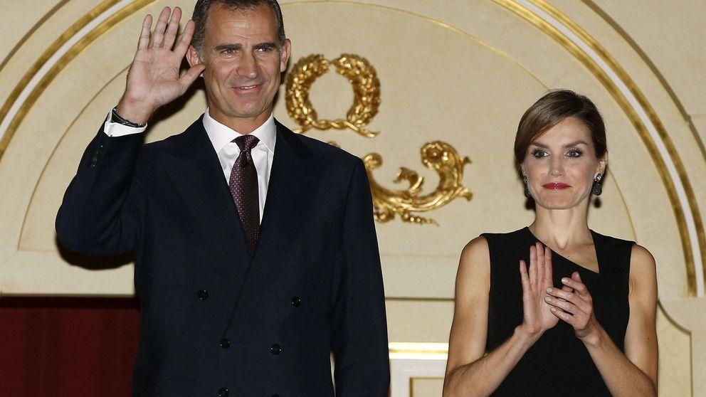 Los Reyes inauguran la temporada del Teatro Real junto a rostros conocidos