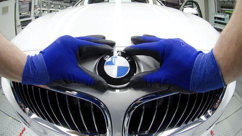 Las ventas de BMW caen un 12,5% pero el último trimestre apunta a brotes verdes