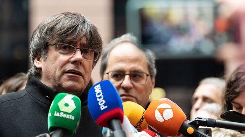 ERC plantea una asistencia de mínimos en Perpiñán y seguir a Puigdemont
