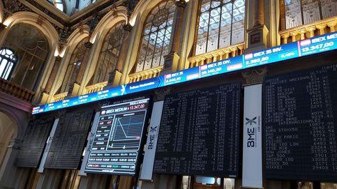 La bolsa española se resiste a corregir con los 8.400 en el disparadero