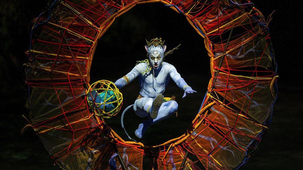 Foto: Cirque du solei