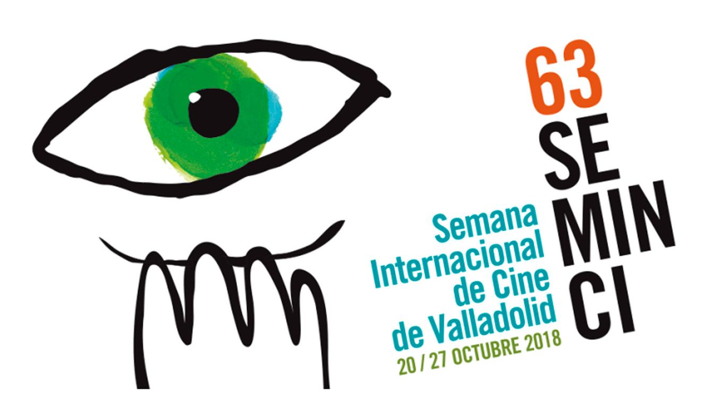 Foto: Cartel oficial de la Semana Internacional del Cine de Valladolid.