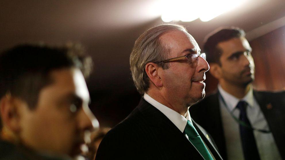Dimite Eduardo Cunha, ex Presidente de la Cámara y archienemigo de Dilma