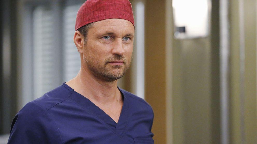 'Anatomía de Grey' recibe a su nuevo 'doctor macizo': ¡Martin Henderson!