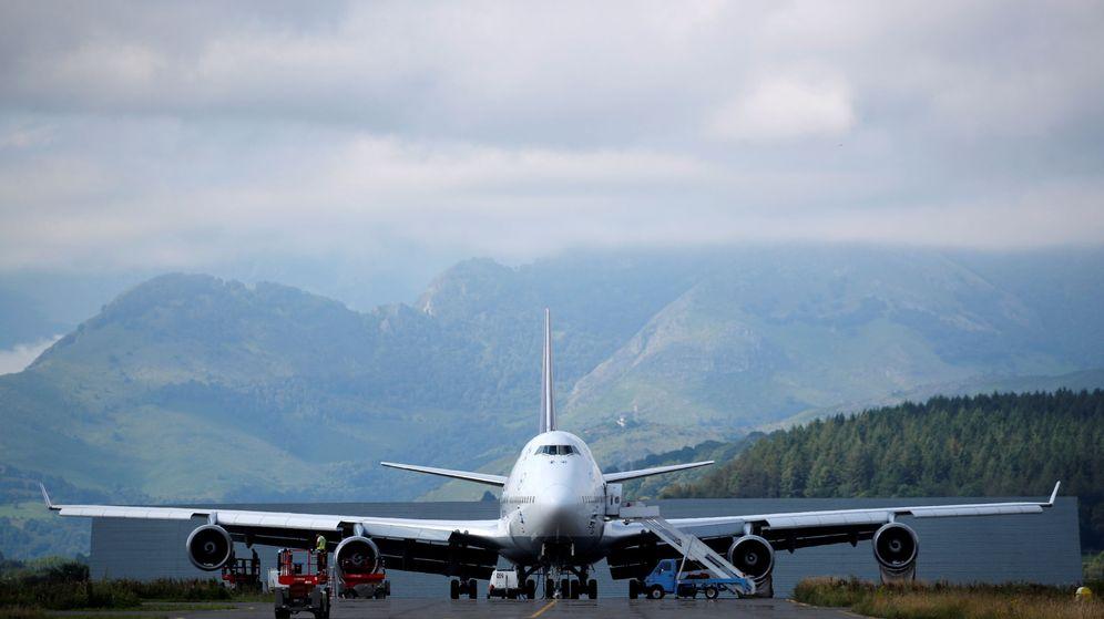 Foto: Un Boeing 747. (Reuters)