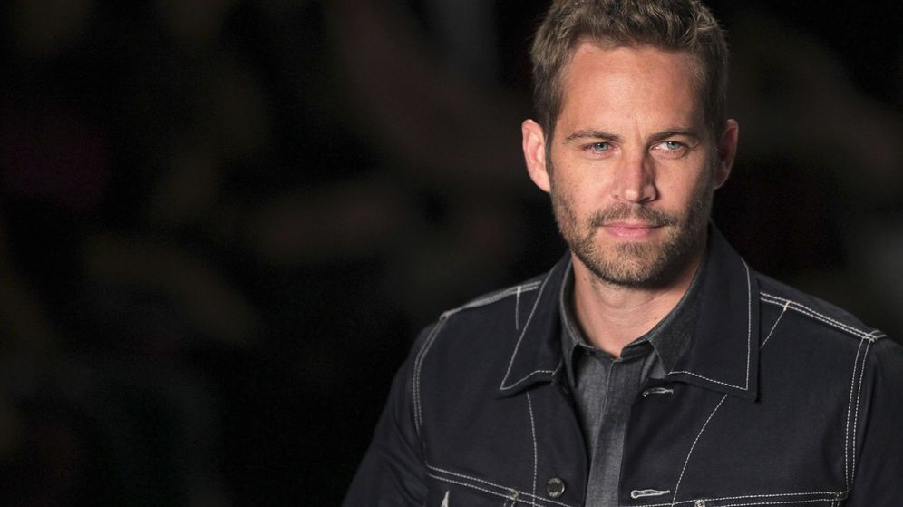 Foto: El actor Paul Walker (Reuters)
