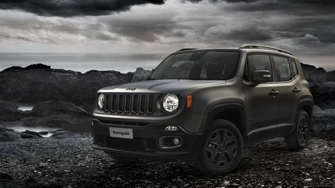 Jeep Renegade Night Eagle, a la venta desde 19.970  euros