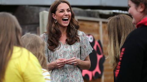 El vestido bohemio más bonito de Kate Middleton tiene clon y cuesta 15 euros