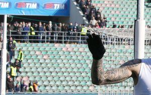 Icardi, el niño mimado del Inter, desvaría al insultar a su afición
