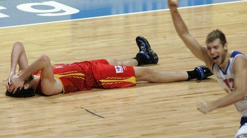 Diez años de la derrota más cruel de la selección española de baloncesto
