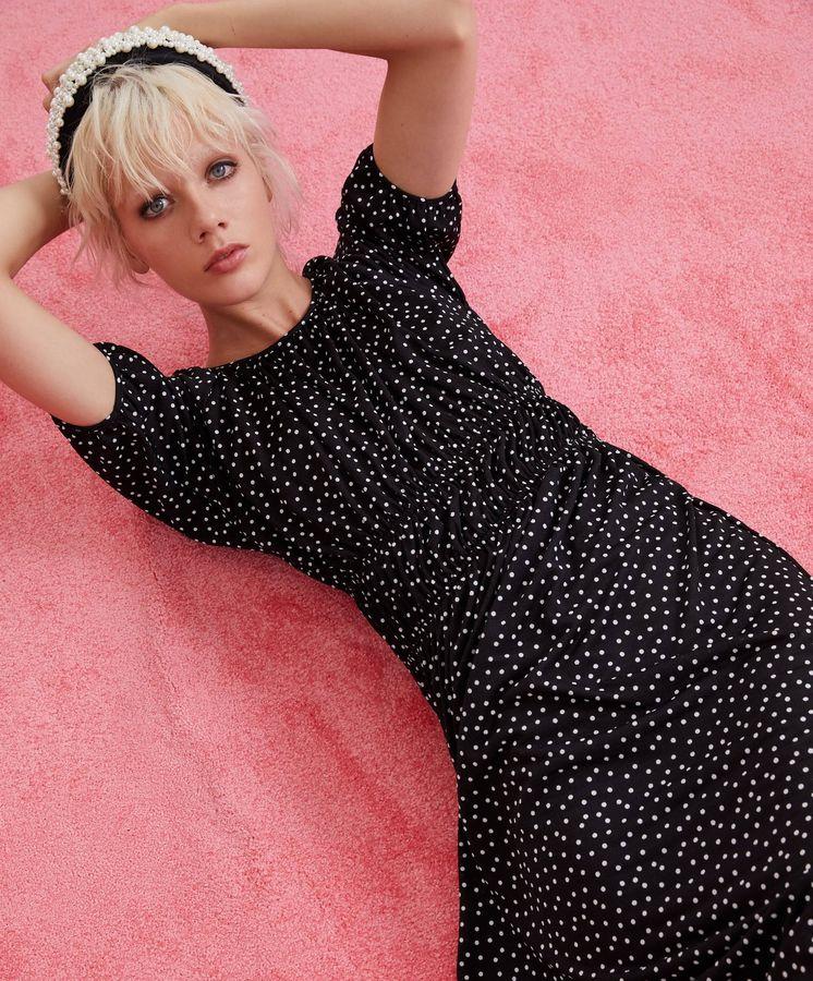 Foto: El nuevo vestido viral de Zara será este. (Cortesía)