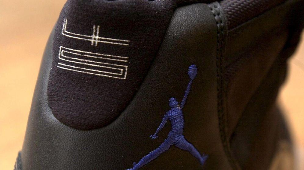 Foto: Las zapatilla Nike Air Jordan, objeto de deseo