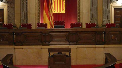 Siga en directo la constitución del Parlament