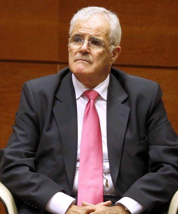 Foto: Fotografía de archivo de José María Romero de Tejada, fiscal superior de Cataluña. (EFE)