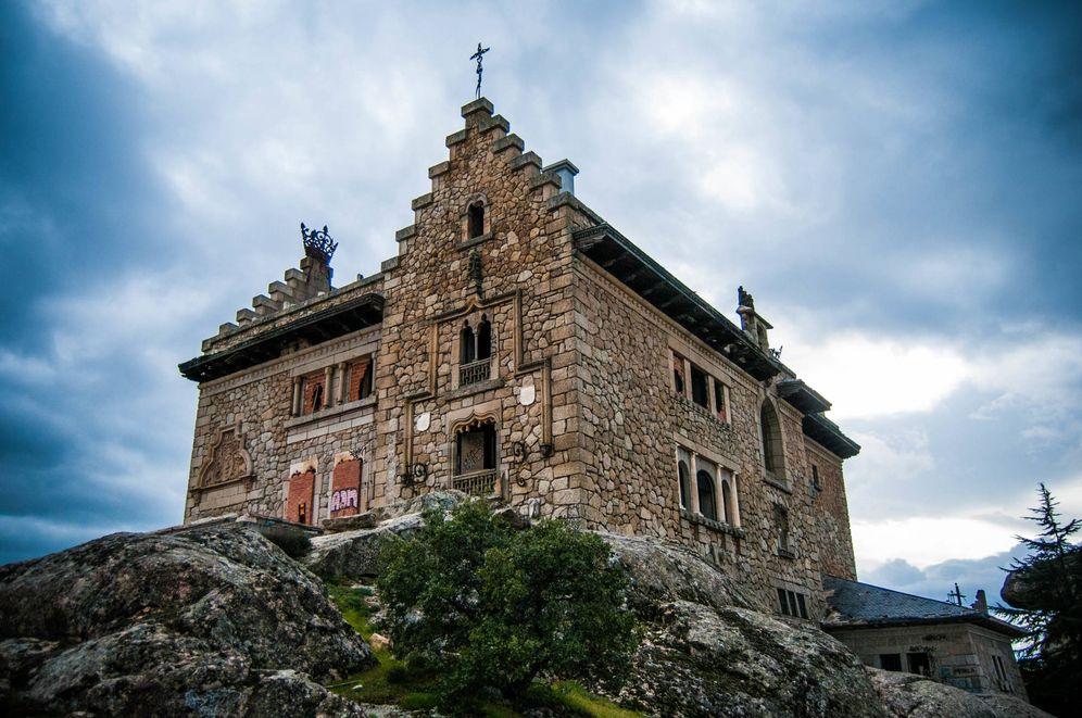 Foto: Palacio del Canto del Pico. (Carmen Castellón)