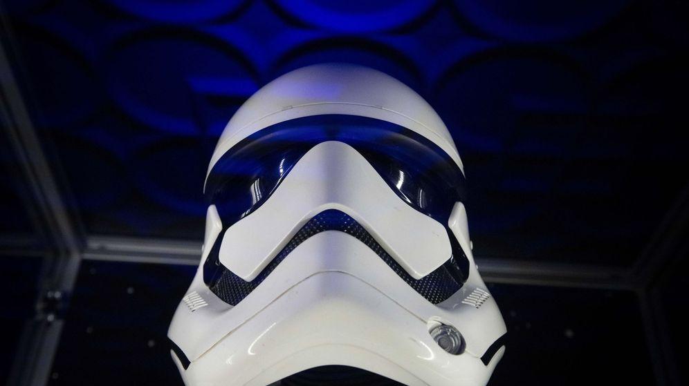 Foto: Maratón de 'Star Wars' en Hollywood a propósito del estreno de 'El ascenso de Skywalker'. (EFE)