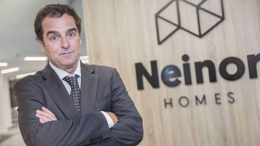 Neinor, la mayor promotora cotizada, ve ya estabilización de precios en suelos y casas
