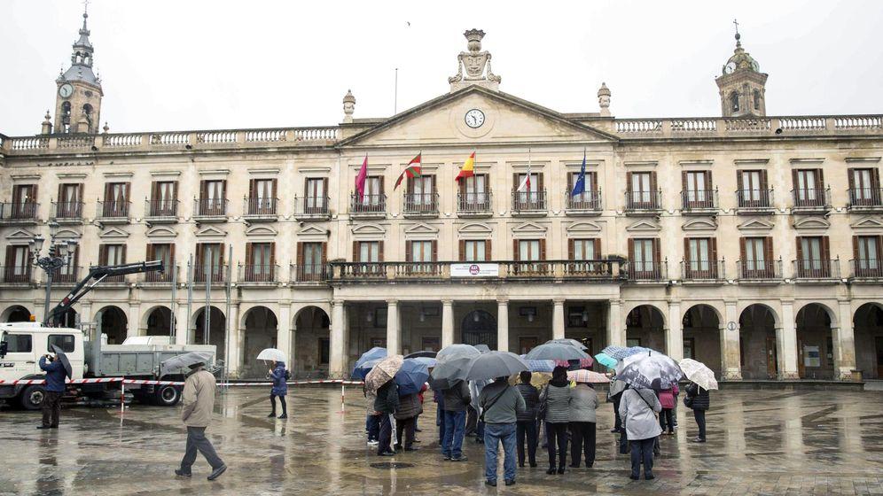 Foto: Imagen del Ayuntamiento de Vitoria. (EFE)