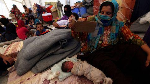 Una de cada 113 personas en el mundo ha tenido que dejar su hogar